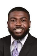 Kevon Harris headshot